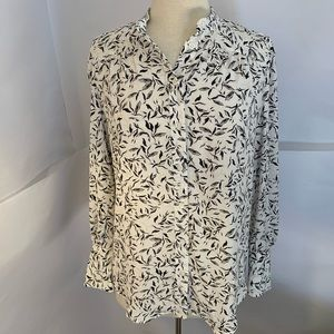 Nordstrom rack 14th and union printed blouse